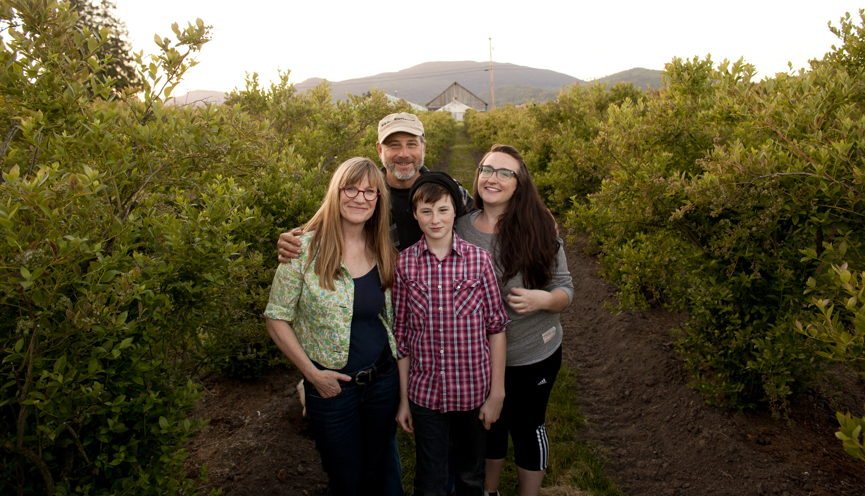 Bow Hill Blueberries ~ The Soltes Family
